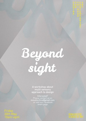 'Beyond sight'